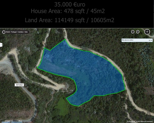 PD0107 Areas - 2760m2