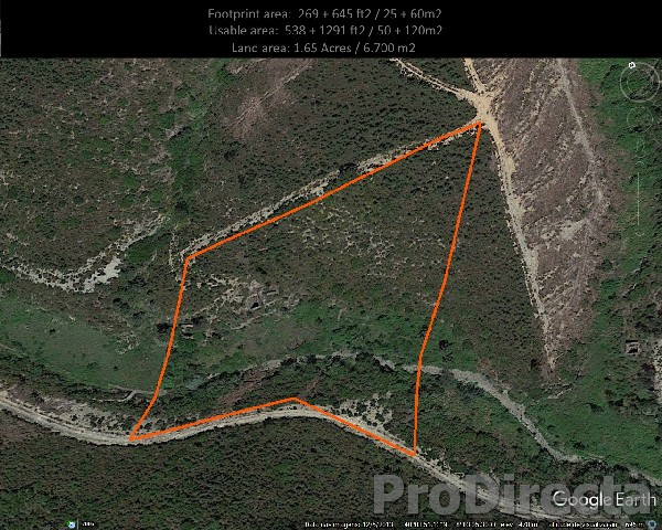 Land in Góis for sale