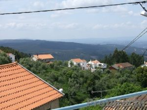18. View from the top of village